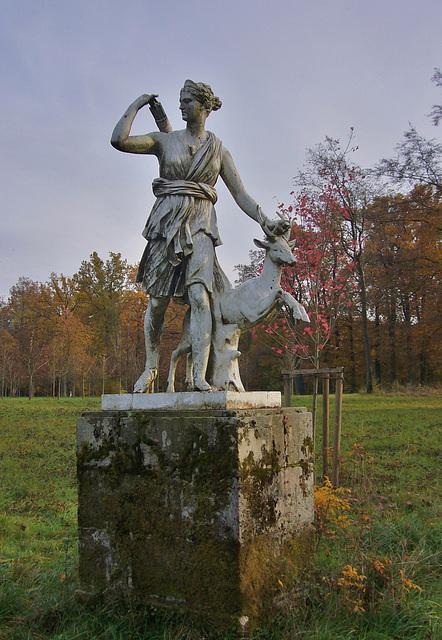 Diana - Göttin der Jagd