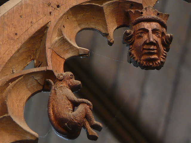 great yeldham c19 carvings