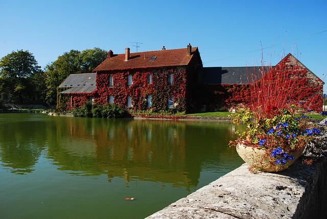 Paisible village en Beauce