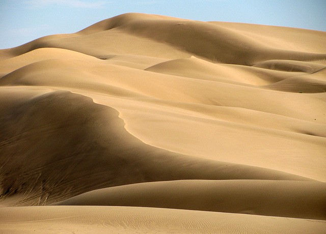 Algodones Dunes  Near Glamis (2145)
