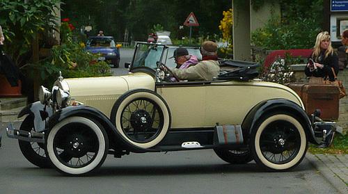 Deutschland-Classics 5. Oldtimerreise - Potsdam - Elbsandsteingebirge - Potsdam - 22.August - 29. August 2010