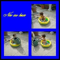 Noé au bain ...