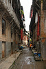 A street in Khokana