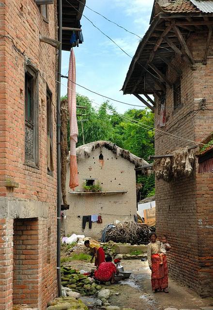 Bungmati village