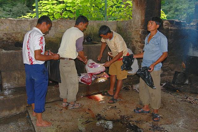 Dakshin Kali butchery