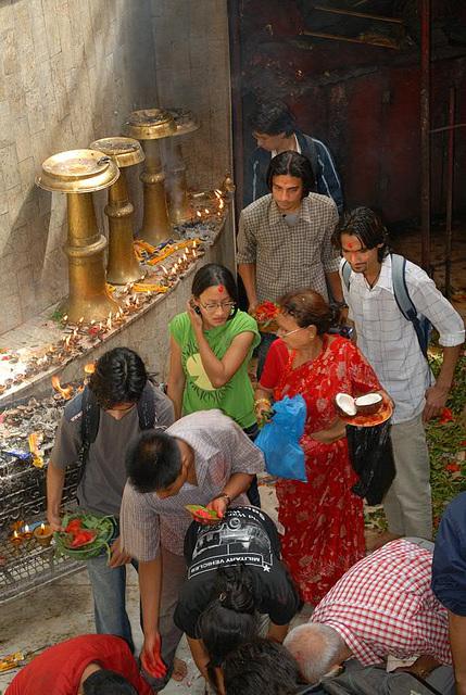 Dakshin Kali center