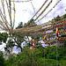 Prayer flags at the western entrance of Swayambhunath