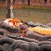 The Deity of Lord Vishnu in Budhanilkantha