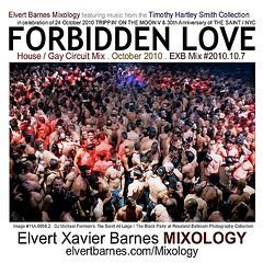 CDCover.ForbiddenLove.HouseGay.TOTM.October2010