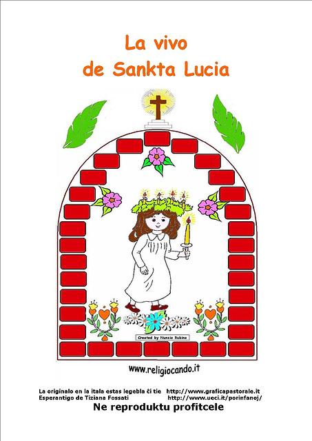 La vivo de Sankta Lucia