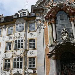 München - Asamhaus und Asamkirche