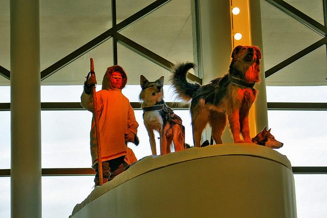 Man's Best Friends – Canadian Museum of Civilization, Hull, Québec