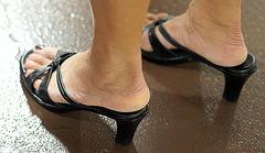 callisto slides/heels