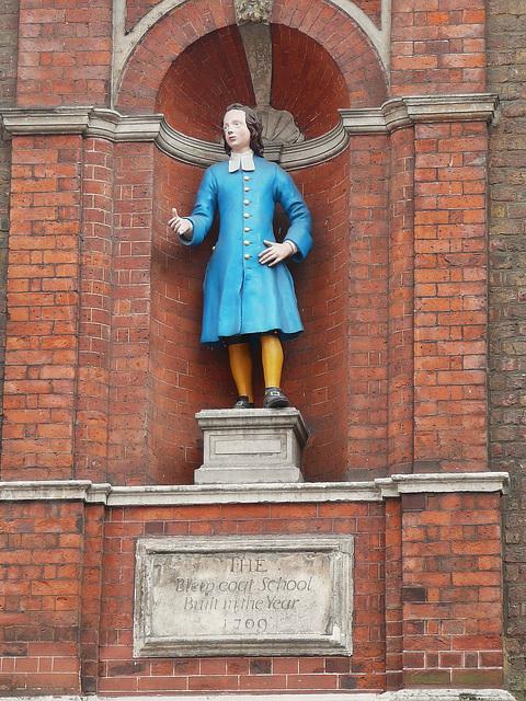 bluecoat school, westminster, london