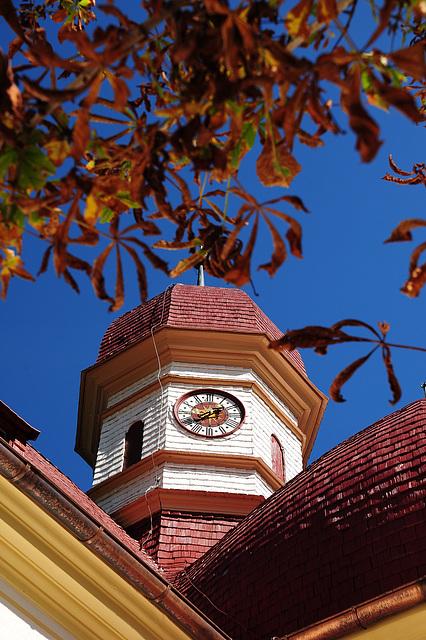 Turm der Kapelle St. Bartholomä