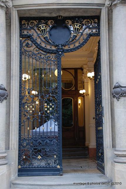 grilles de portes
