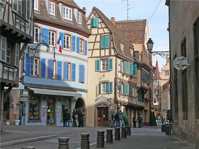 Colmar : ma ville
