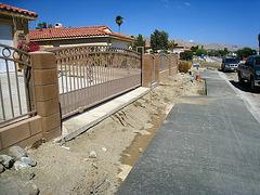 Cahuilla Avenue Sidewalk (6014)
