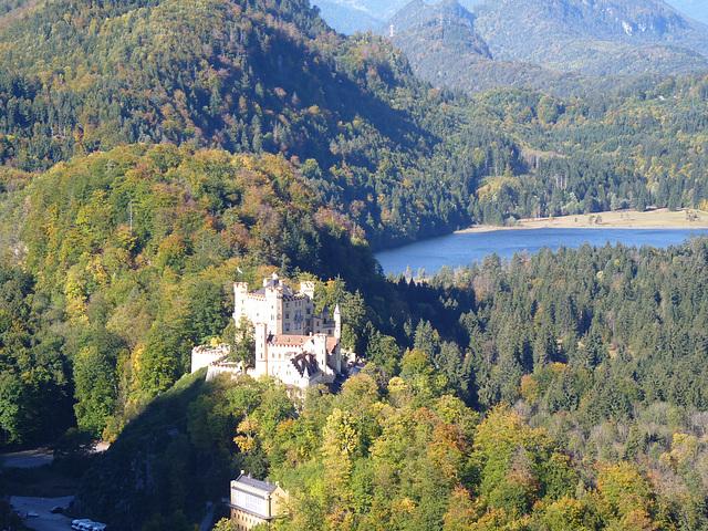 Baviera Castillo de Hohenschwagau (10)