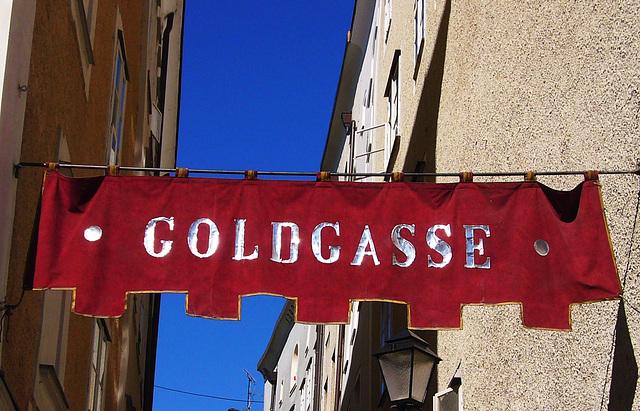 Goldgasse