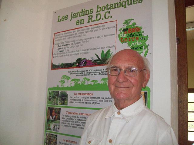Jacques Tuinder el Nederlando che la botanika ghardeno