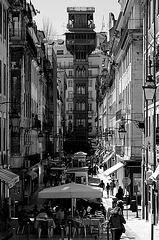 Lisbon X10 Elevador de Santa Justa 1