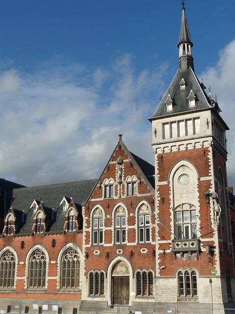 Ancien Palais de Justice (1888-1891)