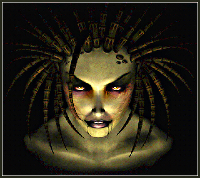 Sarah Kerrigan (Halloween Goodies VIII)