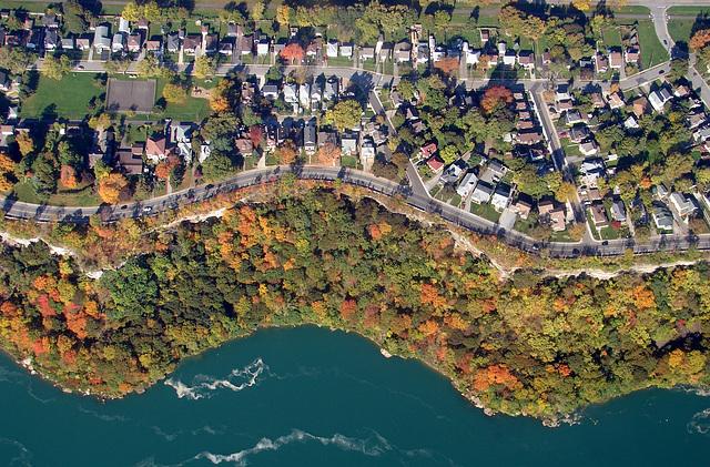 Niagara près des chutes