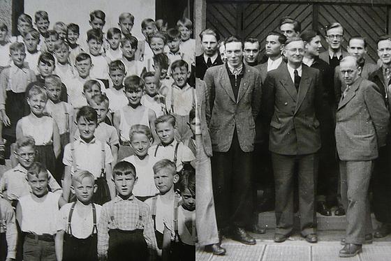 Gymnasium 1943 / 1953
