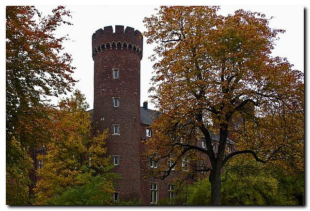 Burgturm, Kempen