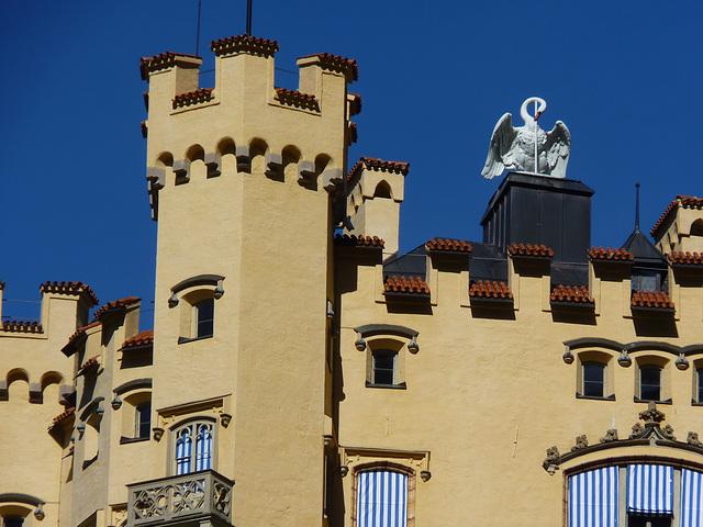 Baviera castillo de Hohenschwagau2