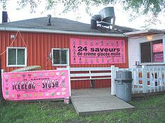 La Patate à Nanou's - Sherrington, Qc.  CANADA. 13 juin 2010