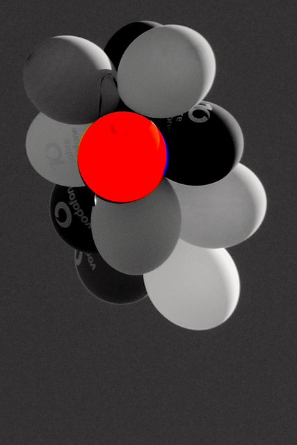 ballon rouge.....