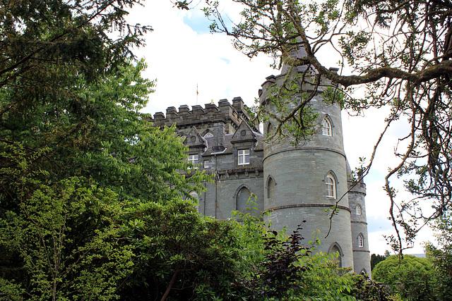 Inveraray castle, Schottland