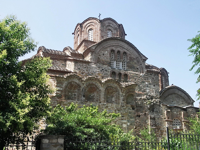 PICT17834ac Thessaloniki Byzantine Churches Aghios Panteleimon