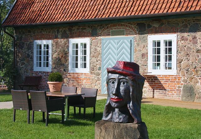 am Schloss Wotersen
