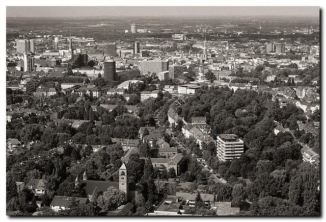 Dortmund, Zentrum