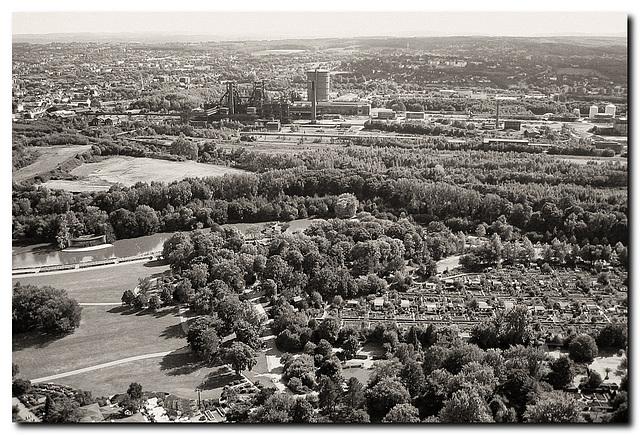 Dortmund, ehemaliges Stahlwerk