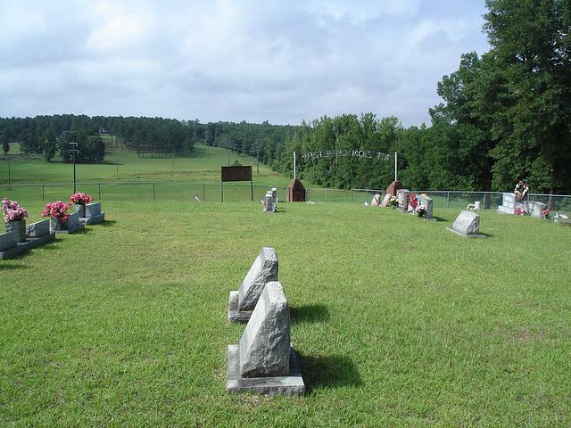 Mt Zion cemetery - Minden, Louisiane /USA.