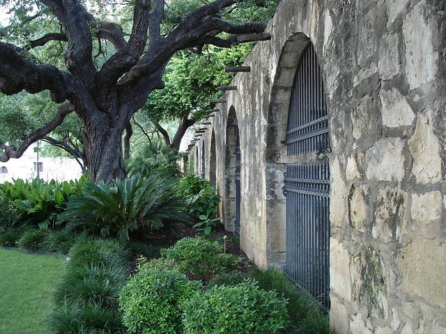 Alamo /  San Antonio, Texas. USA - 29 juin 2010.