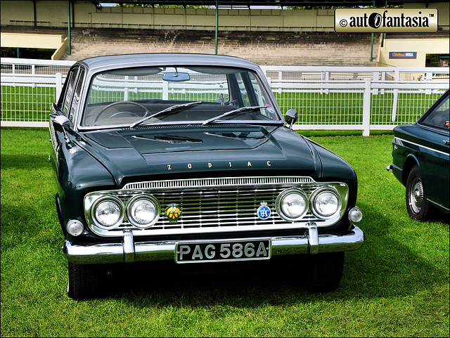 1963 Ford Zodiac MkIII - PAG 586A