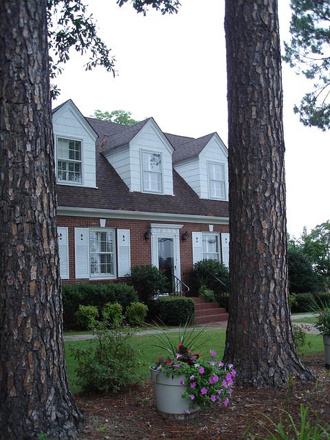 La maison numéro 260 /  House 260 - Hamilton, Alabama. USA - 10 juillet 2010