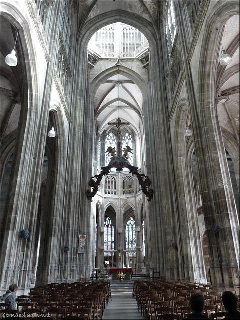 Rouen, église Saint Maclou