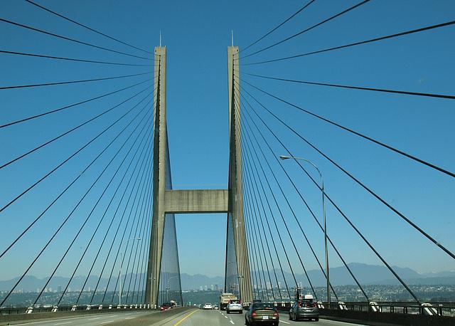 Alex Fraser Bridge, Vancouver, BC