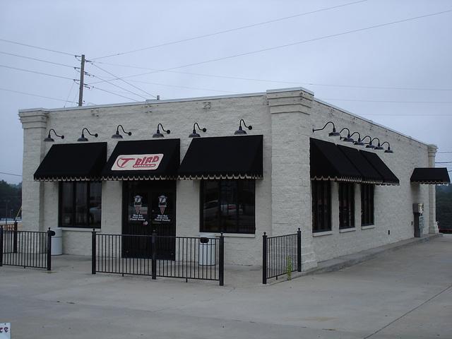 Bird Grill / Hamilton, Alabama. USA - 10 juillet 2010