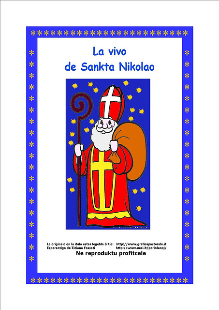 La vivo de Sankta Nikolao