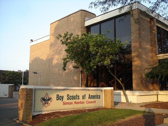 Simon Kenton council - Boy scouts of America /  Columbus, Ohio. USA.  25 juin 2010