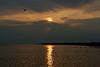 Sunset at Hayling Island