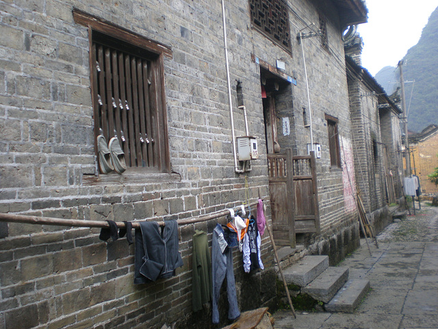 En las afueras de Guilin (4)